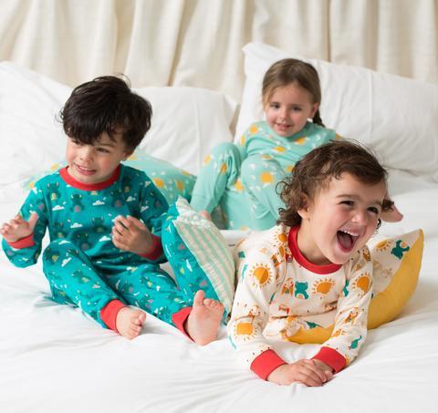 Baby boy pyjamas